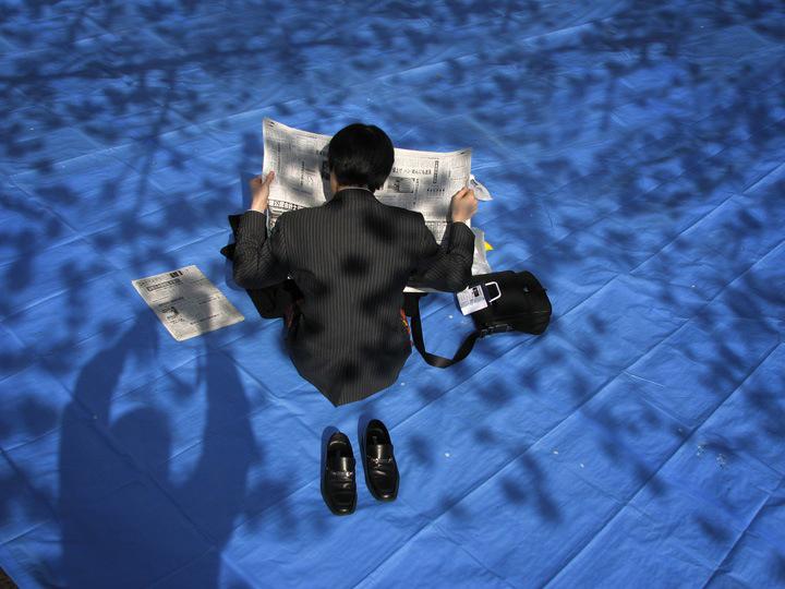 The Salaryman Project - Bruno Quinquet