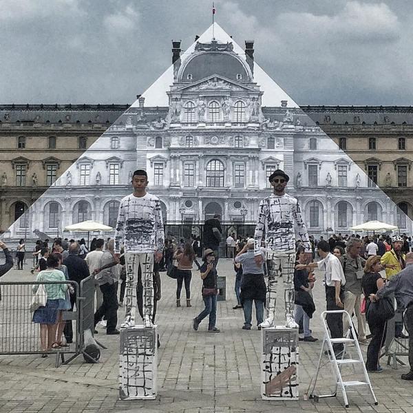 Happened Jr Louvre Takeover Art Agenda Phaidon