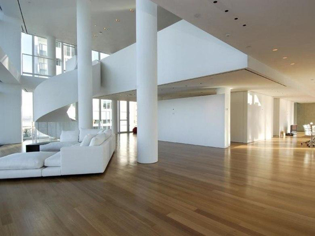 Nicole Kidmans Richard Meier designed apartment