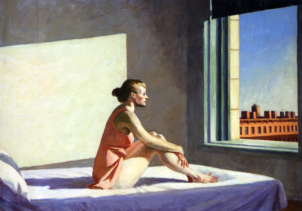 Edward Hopper comes to the silver screen  Art  Agenda  Phaidon