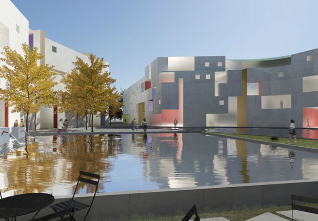 Steven Holl Comes To A Halt In Moscow Architecture