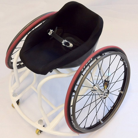 Team GB Paralympians use 3D printed wheelchairs  Design