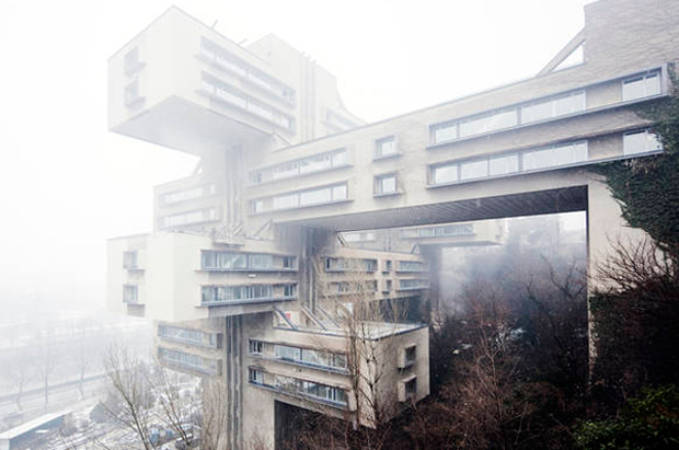 The Iron Curtain Is Lifted On Modernist Architecture