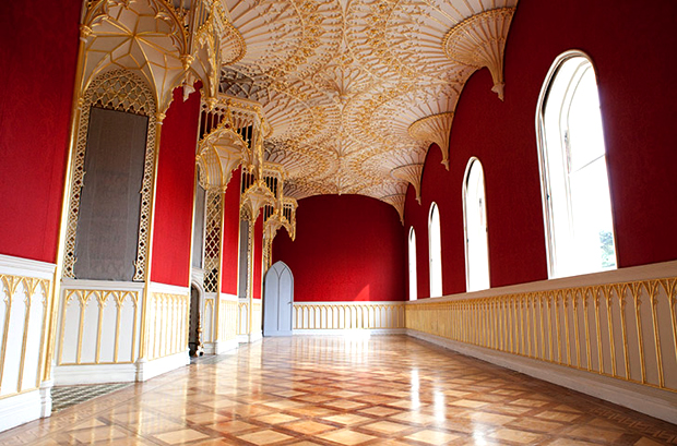 Breathing New Life Into Strawberry Hill Architecture