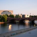 Berlin: Kanzleramt