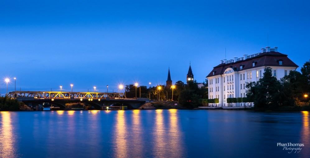 Blaue Stunde: Schloss Köpenick