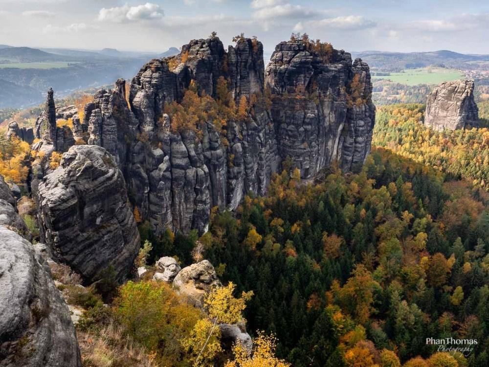 Schrammsteine: Das Zielfoto