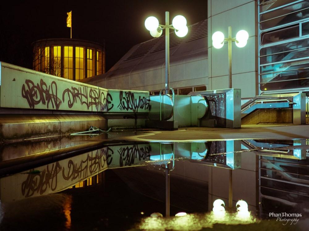 Berliner Funkturm: Das ICC, ein verlassener Ort