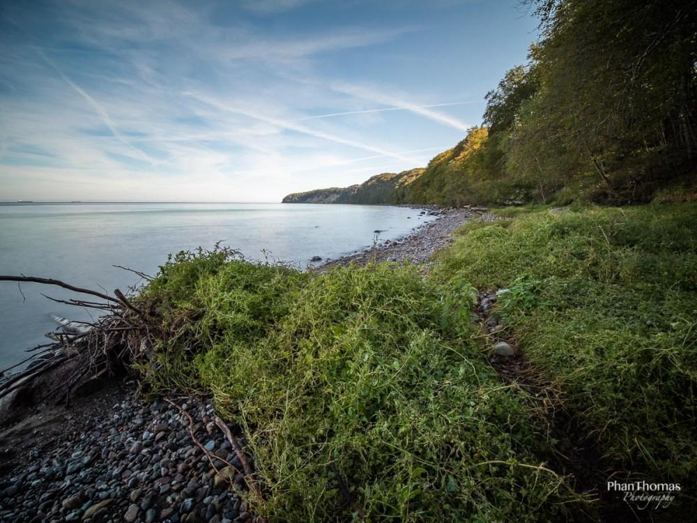 Küste bei Binz 3