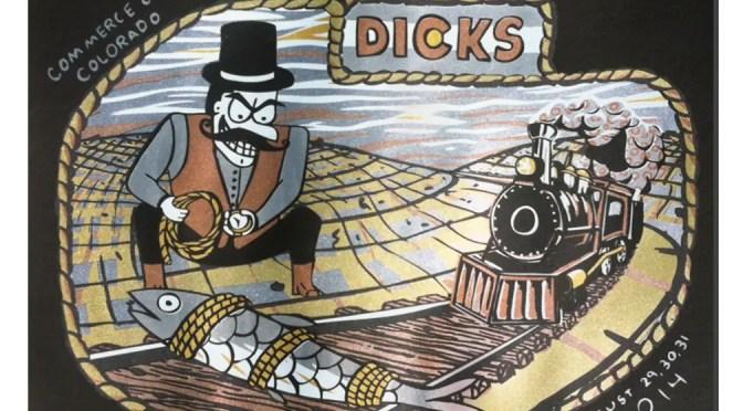 Nick Doyle's 2014 Dick's Print