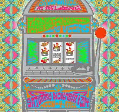 Relix Presents The PhanArt Poster and Pin Exhibition: Las Vegas at Brooklyn Bowl