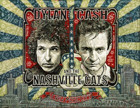 Dylan, Cash and The Nashville Cats Exhibit to Feature Jon Langford Artwork