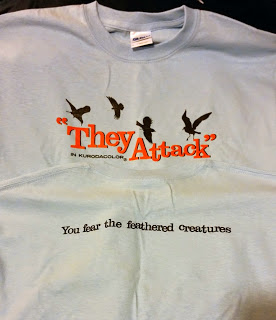 "Jiggs Lot ""They Attack"" Shirts Available Now!"