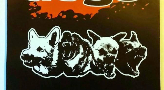 Jiggs. Dogs. Jiggs. Dogs. Jiggs. Dogs!