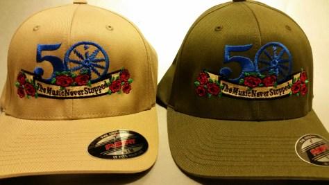 GD50 flexfit hats