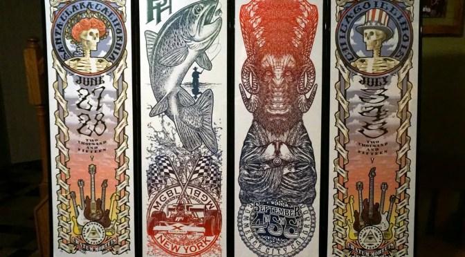 Dick's 2015 Meditating Ram Print