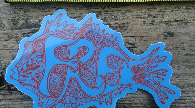 Phish Stickers and Drawings from Grateful Art Designs