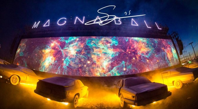 """Magnaball """"Drive In"""""""