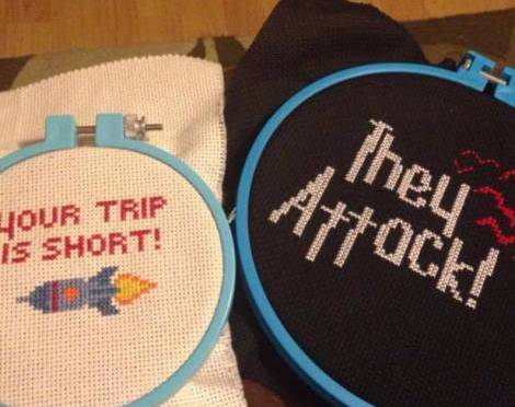 Interview Project Part 3: Maybe Sew, Maybe Knot