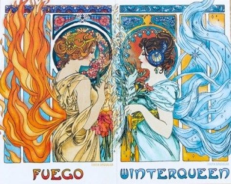 fuego - winter 2