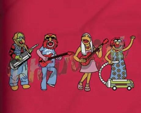 Kids Shirts – Mupphets, Phraggles and Pheanuts!