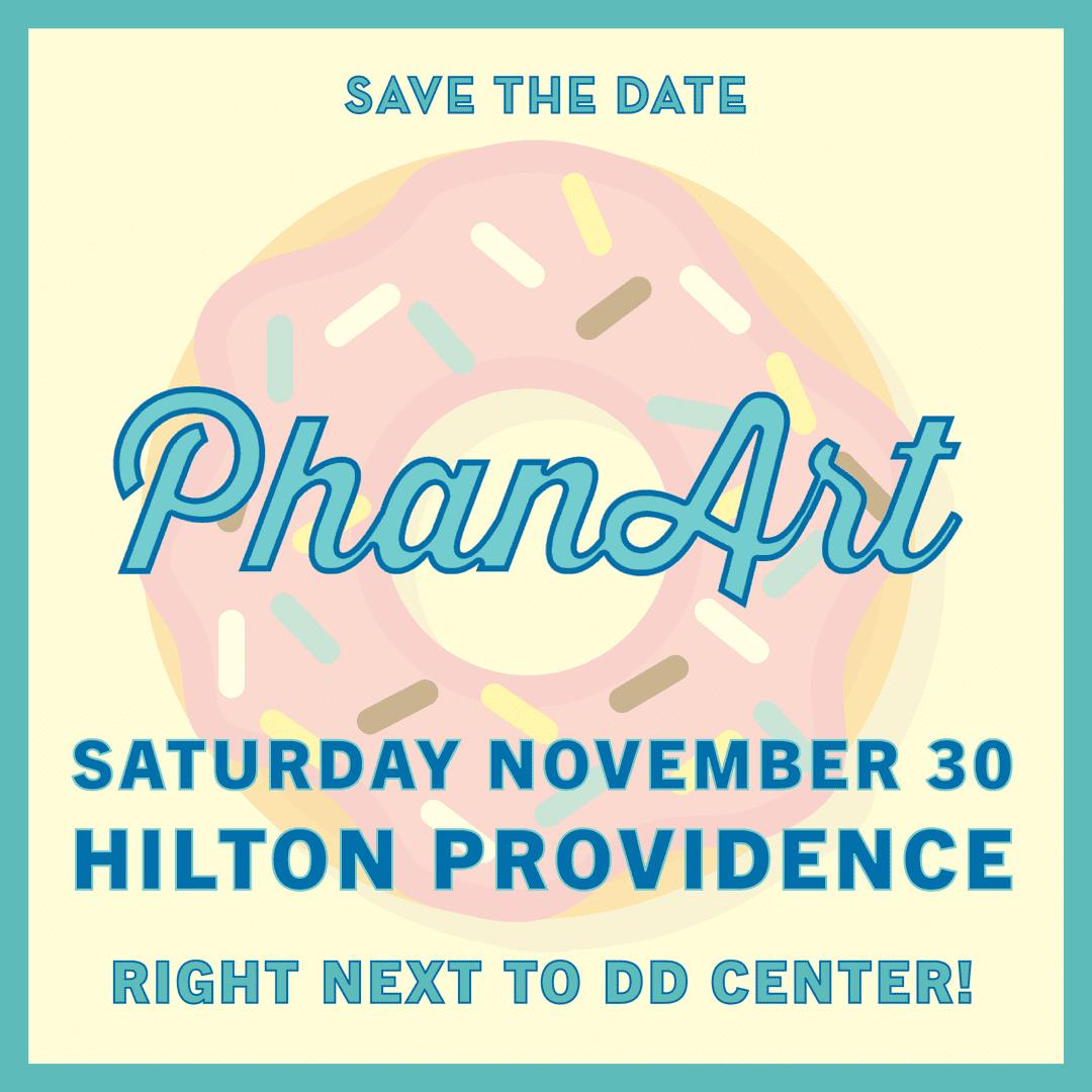 PhanArt in Providence, November 30