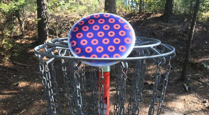 Donut Disc Golf Driver from Eastcoasters