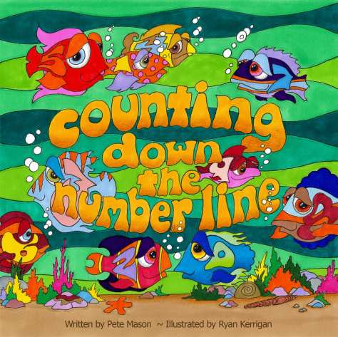 COUNTING DOWN THE NUMBER LINE