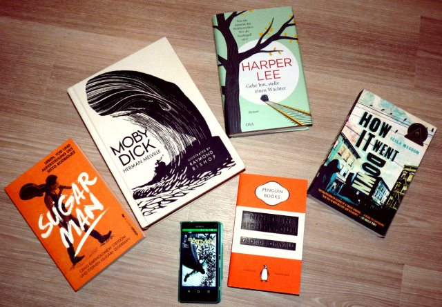 6 Buchvorsätze für 2016