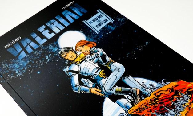 """Jean-Claude Mézières & Pierre Christin: """"Valerian. Two-in-One: Im Reich der tausend Planeten / Botschafter der Schatten"""""""