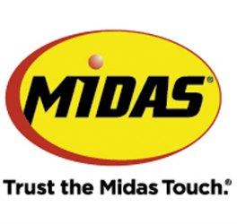 Logo Midas stores
