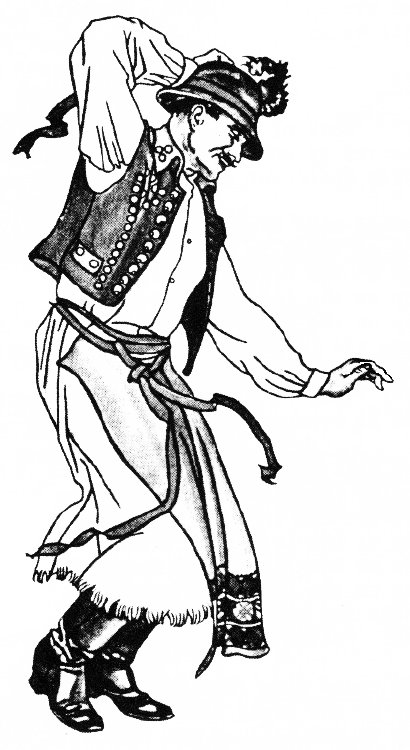 Dick Oakes' Selected Folk Dance Links