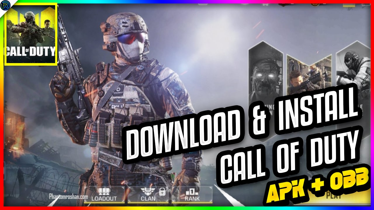 Call Of Duty Mobile Apk 2019(Apk + OBB )Highly compressed