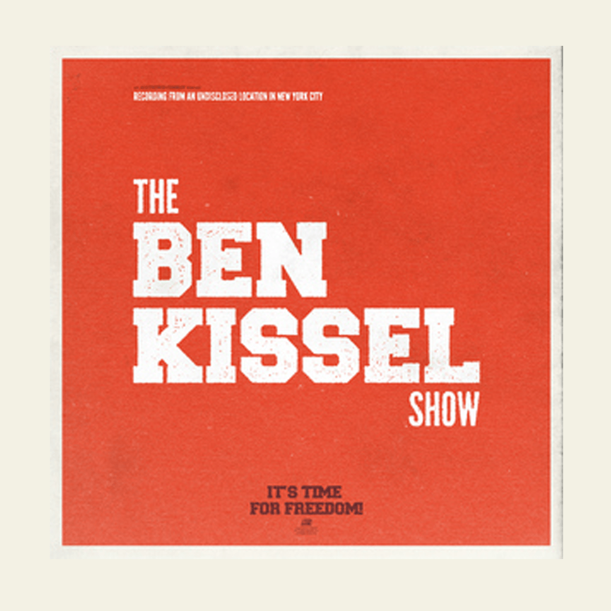 The Ben Kissel Show: Andy Levy