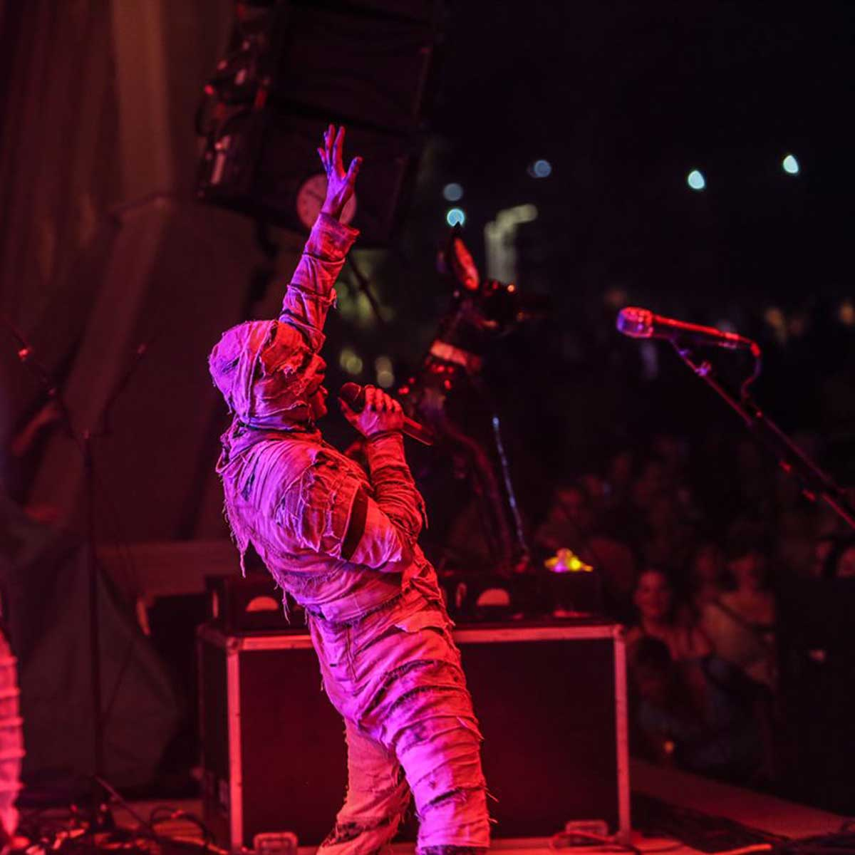 Here Come the Mummies - The Ultimate Halloween Party Band