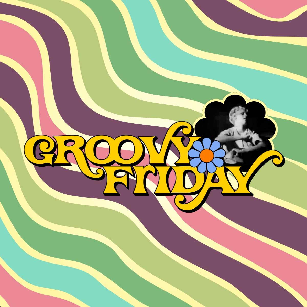 Groovy Friday - All I want for Christmas is a Go Go Girl