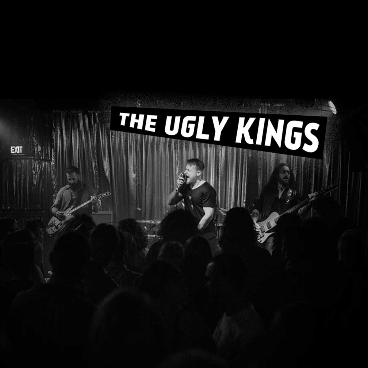 'Of Sins': Melbourne's The Ugly Kings are Kevlar-coated and Ready for Incoming