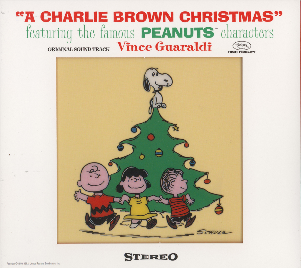 "My Favorite Christmas Album: ""A Charlie Brown Christmas"" by The Vince Guaraldi Trio."