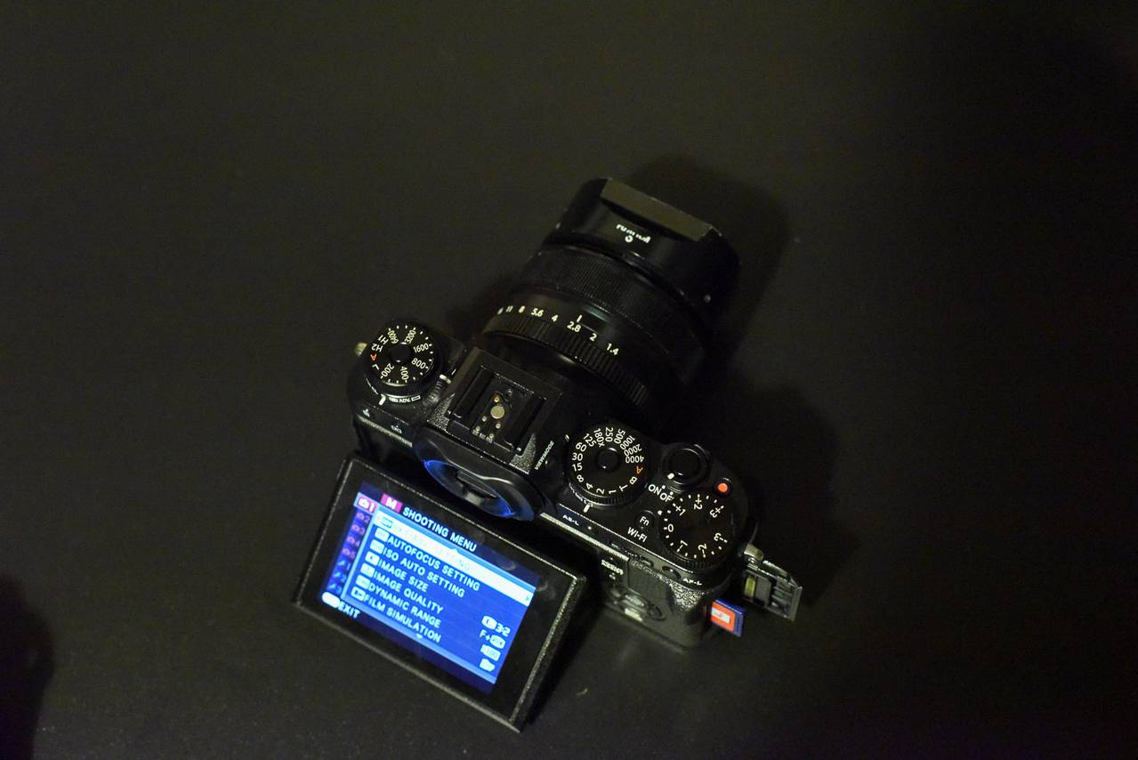 Fujifilm X-T1 İnceleme Yazı Video