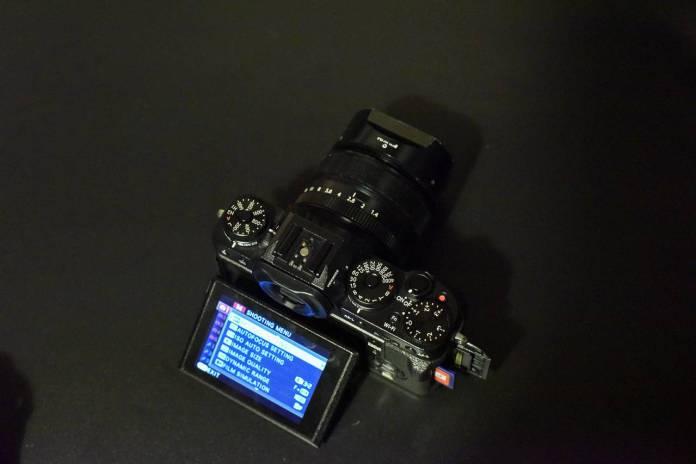 Fujifilm X-T1 İnceleme