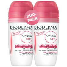 Bioderma Πακέτο Προσφοράς Sensibio Deo Anti-Transpirant Roll-On Αντιιδρωτικό Αποσμητικό, Ευαίσθητο Δέρμα 50ml -50% στο 2ο Προιόν