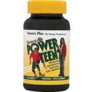Natures Plus Power Teen Συμπλήρωμα Διατροφής για Εφήβους 90 Tabs
