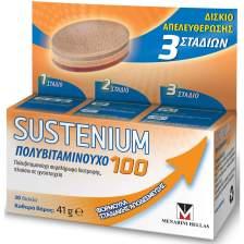 Menarini Sustenium MultiVitamin 100 Πολυβιταμινούχο 30 Δισκία