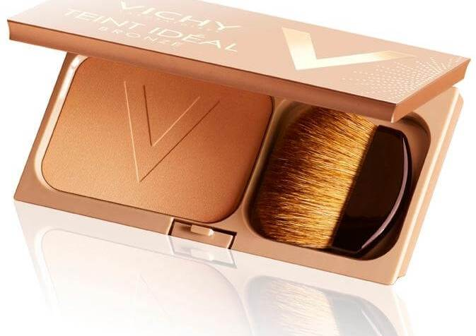 Vichy Teint Ideal Bronzing Powder Πούδρα Bronze 9.5gr