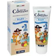Pasta Del Capitano Junior Οδοντόκρεμα Παιδική απο 3 Ετών με Γεύση TuttiFrutti 75ml