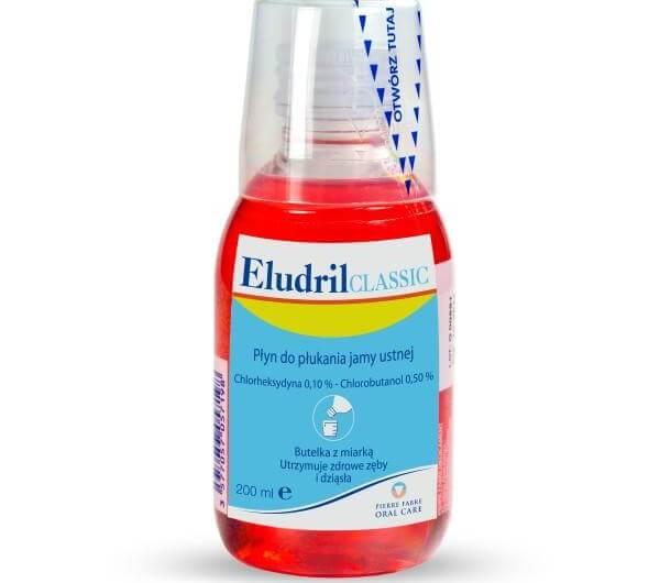 Eludril Classic υγρό στοματικό διάλυμα - 200ml