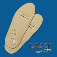 Johns SOFT GEL DELUXE ANATOMIC EASY STEP FOOT CARE 17275 - 45/46