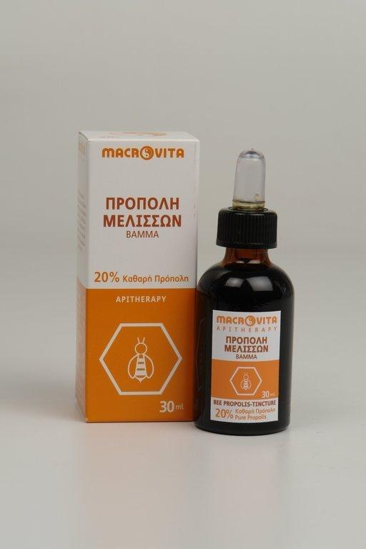 Macrovita Βάμμα Πρόπολης 20% 30ml
