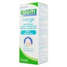 GumParoex 1702 Daily Prevention 0.06% Στοματικό Διάλυμα Ενάντια στη Πλάκα για Υγιή Ούλα500ml