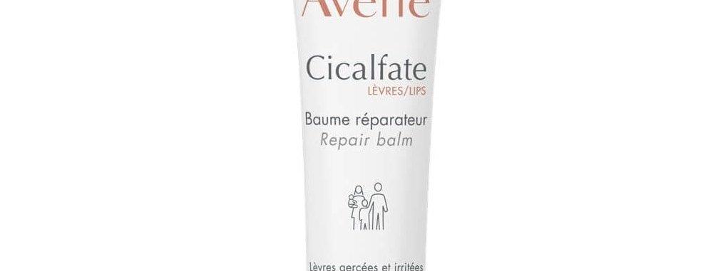 Avene Cicalfate Baume Reparateur Levres Βάλσαμο Επανόρθωσης για Ξηρά & Ερεθισμένα Χείλη, Βρέφη, Παιδιά & Ενήλικες 10ml